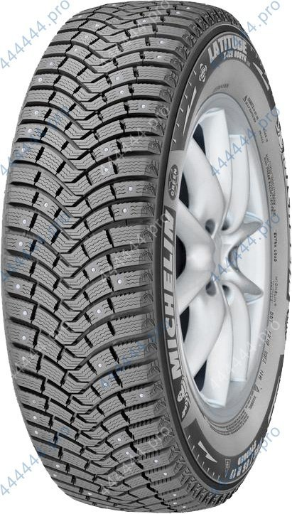 Шина Michelin X-Ice North XIN2+ XL 245/60 R18 105T шип