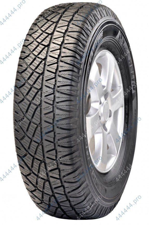 Шина Michelin Latitude Cross 225/75 R15 102T